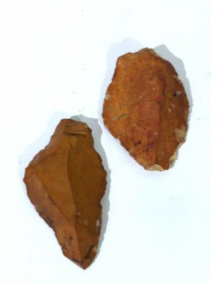 Neolithic flints
