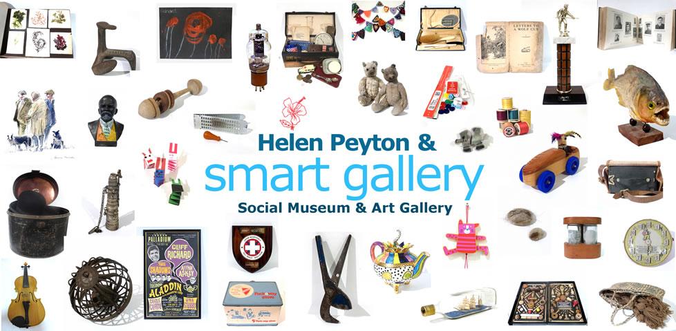 Helen Peytons Smart Gallery