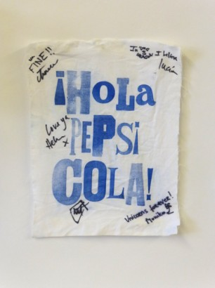 Hola Pepsi Cola - 'The memories'