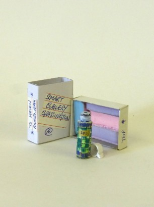 Miniature Thermos Flask